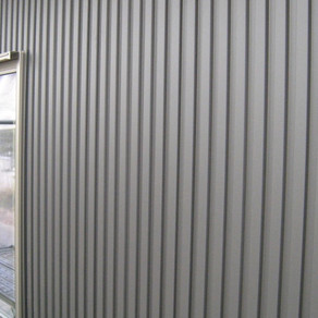 ガルバリウム鋼板八つ山