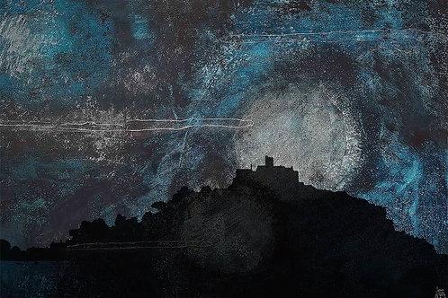 St Michael's moonrise