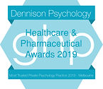 Dennison Psychology award