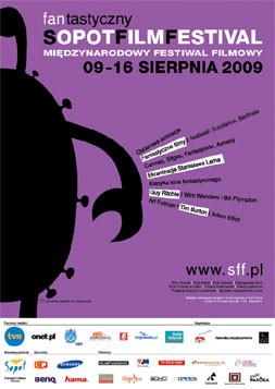 Plakat dla SFF.