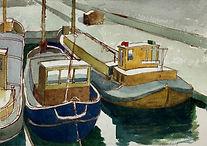 175 Boats wc 25x36.jpg