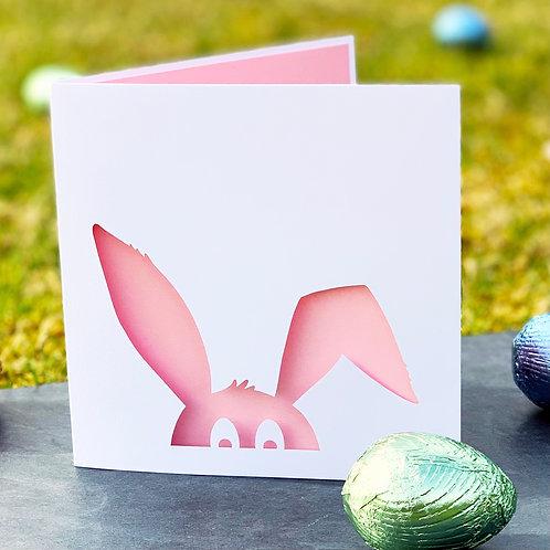 Bunny Ears Card