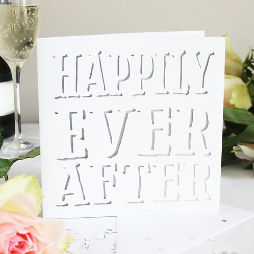 Happily Ever After Shadow Card