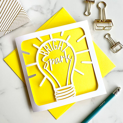 Bright Spark Card