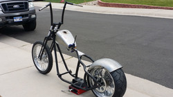 Devils Head Choppers Rolling Chassis