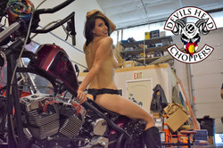 Devils Head Choppers - Sylvia