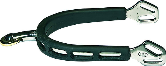 Eperons ULTRA fit EXTRA GRIP Sprenger molette confort 35 mm