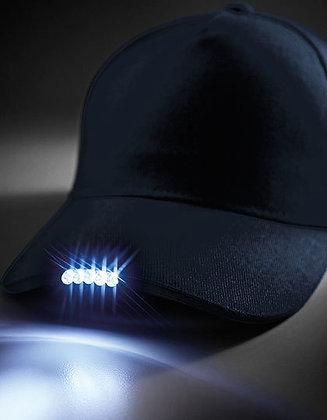 Casquette LED