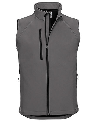 Gilet softshell homme