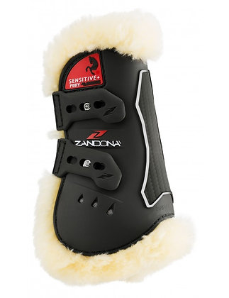 Zandona Carbon Air Sensitive+ Protège Tendon- Poney