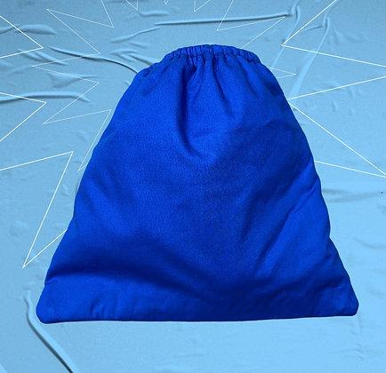 Housses étriers bleues