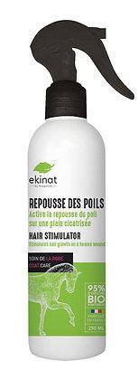 Spray Repousse poils de Ekinat Biogance