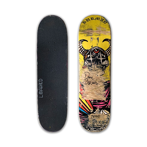 Zero Skateboards: Dane Burman - Boss Dog 2