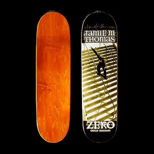 Zero Skateboards: Jamie Thomas - Smith Grind (Gold) (Sample)