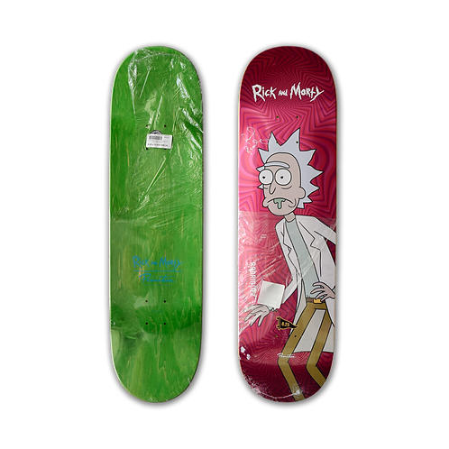 Primitive x Rick and Morty: Paul Rodriguez - Rick