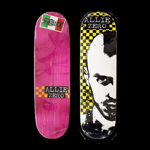 Zero Skateboards: Jon Allie - Taxi Driver Reissue