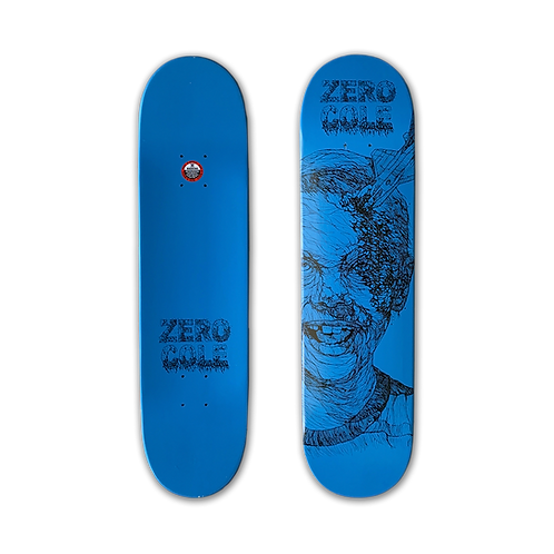 Zero Skateboards: Chris Cole - Zombie