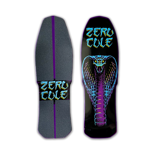 Zero Skateboards: Chris Cole - Cobra (Shaped)