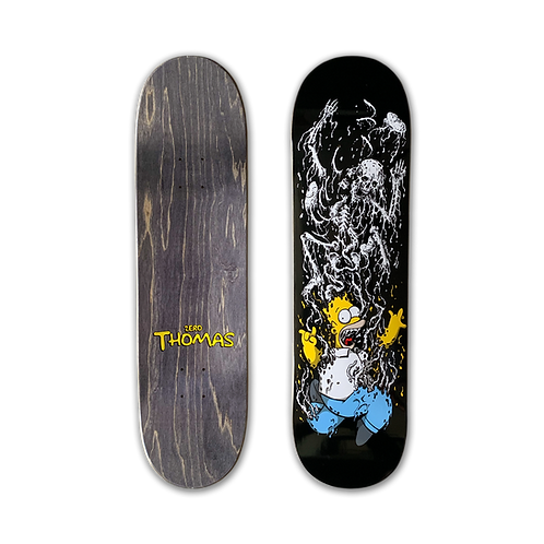 Zero Skateboards: Jamie Thomas - Springfield Massacre