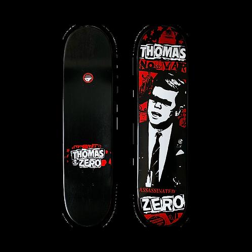 Zero Skateboards: Jamie Thomas - Cold War