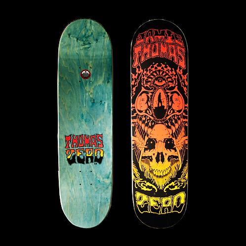 Zero Skateboards: Jamie Thomas - Deathtrip