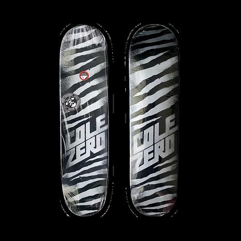 Zero Skateboards: Chris Cole - Ripper (Silver)