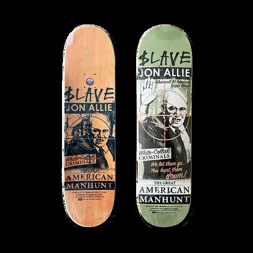 $lave: Jon Allie - White-Collar Criminals