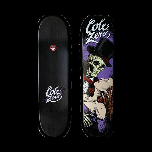 Zero Skateboards: Chris Cole - Wedlock