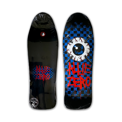 Zero Skateboards: Jon Allie - Eyeball (Shaped)