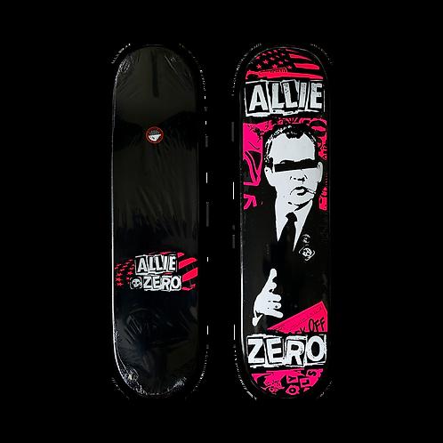 Zero Skateboards: Jon Allie - Cold War