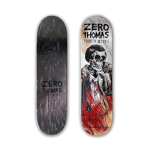 Zero Skateboards: Jamie Thomas - Power Moves Reissue