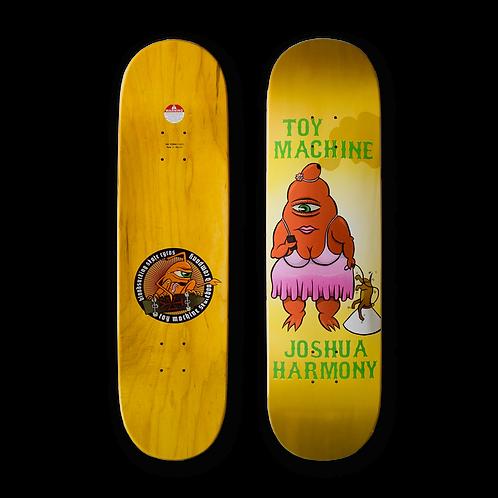 Toy Machine: Josh Harmony - Fat Sect