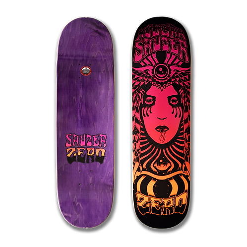 Zero Skateboards: Keegan Sauder - Deathtrip