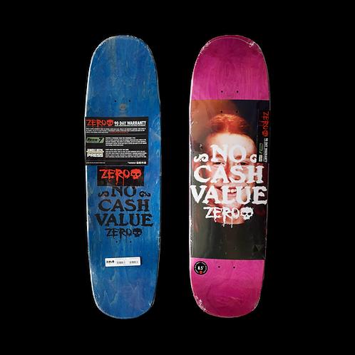 Zero Skateboards: Team - No Cash Value Picture Cruiser