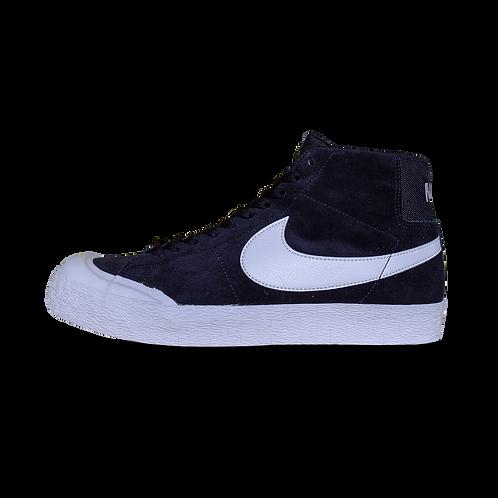 Nike SB: Blazer Zoom Mid XT (Black/White/Gum)