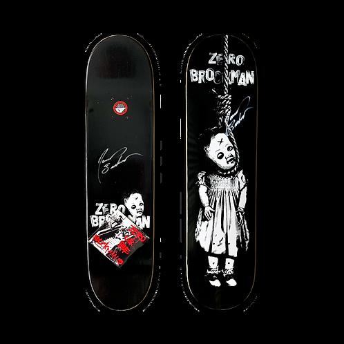 Zero Skateboards: James Brockman - Toy Doll