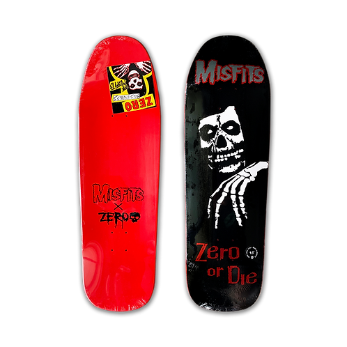Zero Skateboards: Misfits x Zero: Legacy (Cruiser)