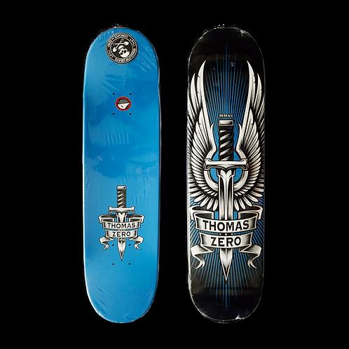 Zero Skateboards: Jamie Thomas - Dagger