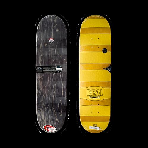 Real Skateboards: Dennis Busenitz - Cheetah Mellow