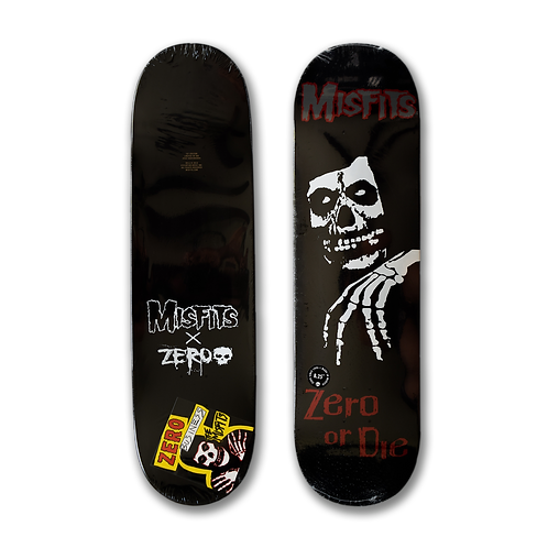 Zero Skateboards: Misfits x Zero: Legacy