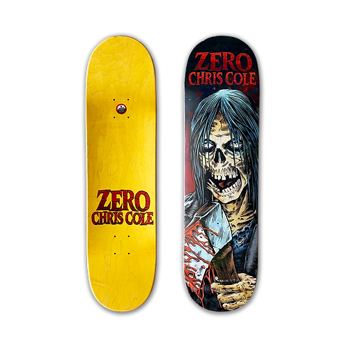 Zero Skateboards: Chris Cole - Zombie