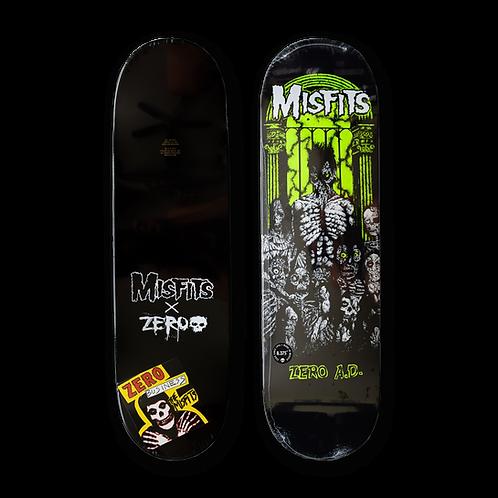 Zero Skateboards: Misfits x Zero: Zero A.D.