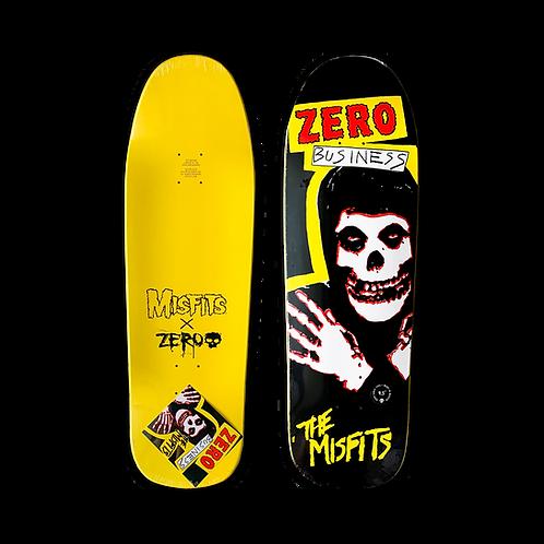 Zero Skateboards: Misfits x Zero: Zero Business (Cruiser)