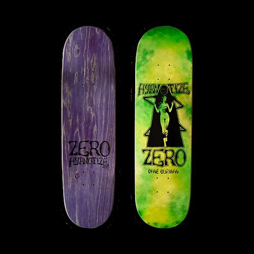 Zero Skateboards: Dane Burman - Hypnotize