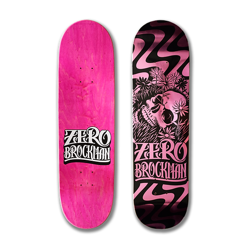Zero Skateboards: James Brockman - Flashback Reissue