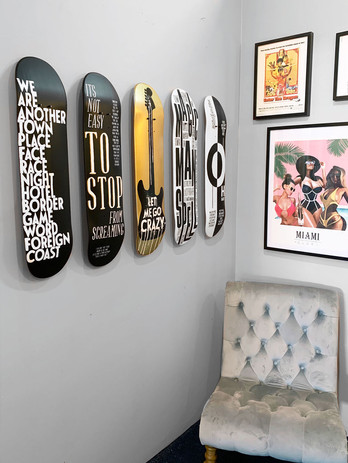 display wall art gallery wall
