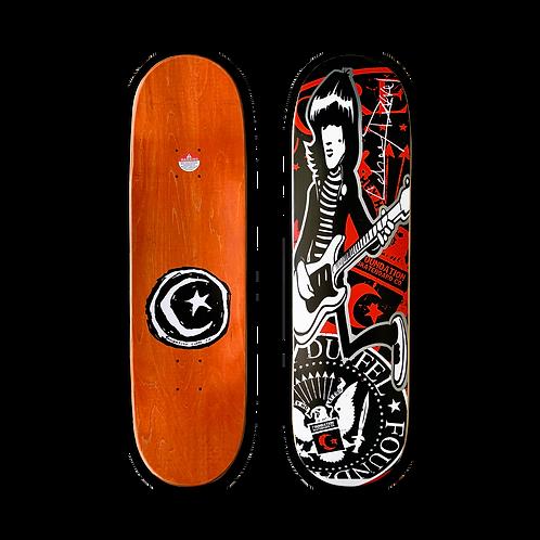 Foundation Skateboards: Corey Duffel - Gimme Gimme Reissue