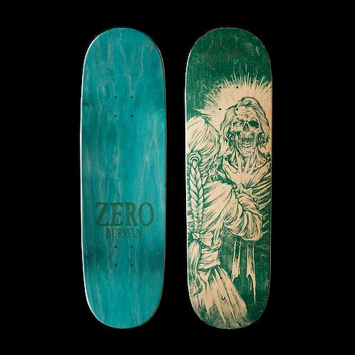 Zero Skateboards: Dane Burman - Enchanted