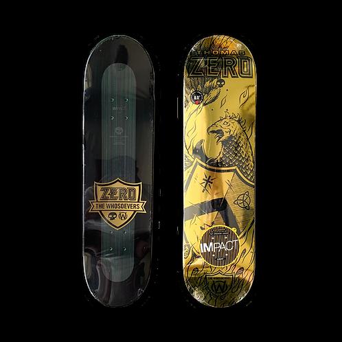 Zero Skateboards: Jamie Thomas - Whosoevers (Gold)