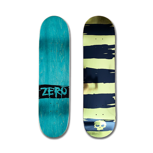 Zero: Team - Punk Stripes (Gold)